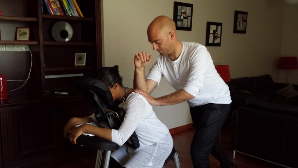Massage assis paris