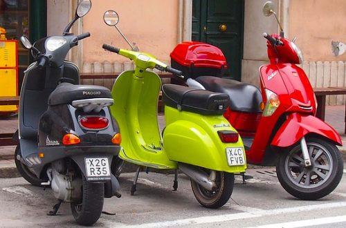 vendre son scooter