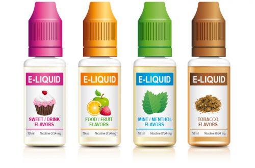 Quels sont les meilleurs e-liquides