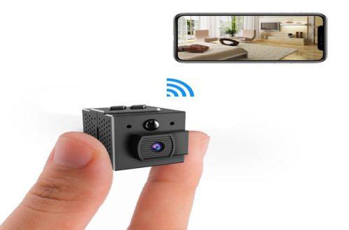 caméras de surveillance espion